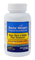 Hair, Skin & Nails Plus Formula