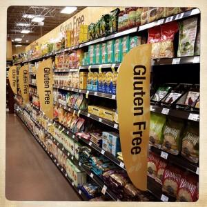 gluten free aisle by Flickr user Memphis CVB