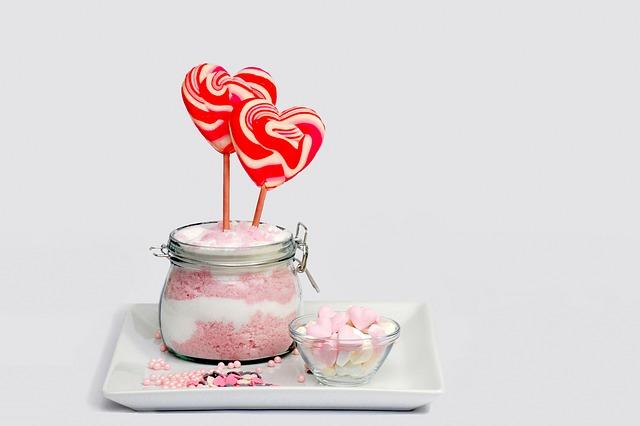 sugary candy