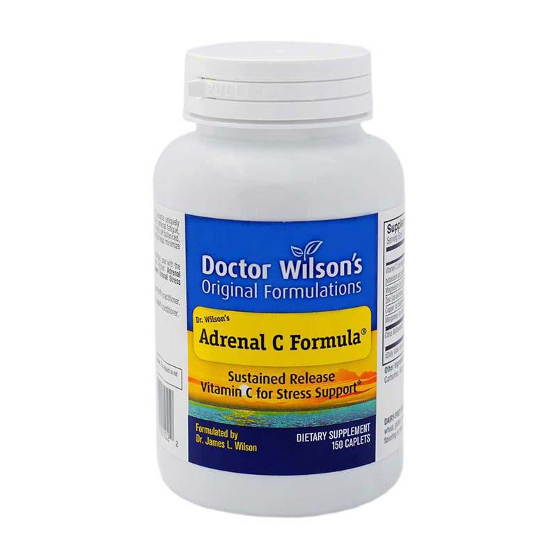 Adrenal exhaustion formula