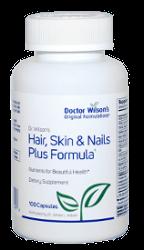 Hair Skin and Nails Plus Formula