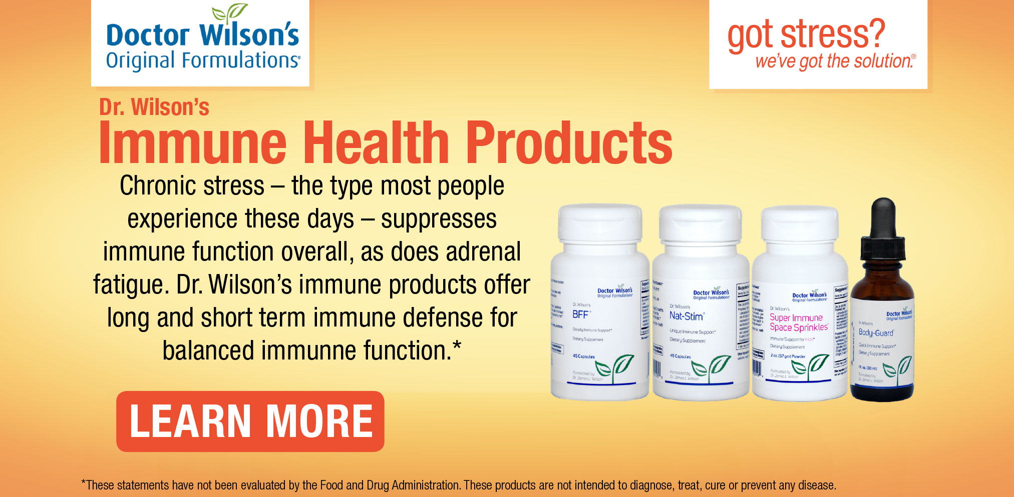 Immune Health Products