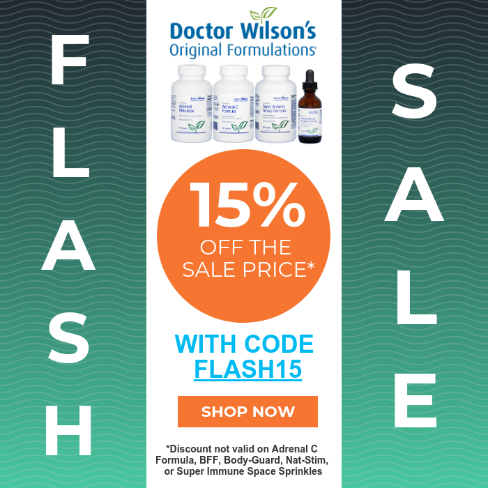 Save 15% with code flash15