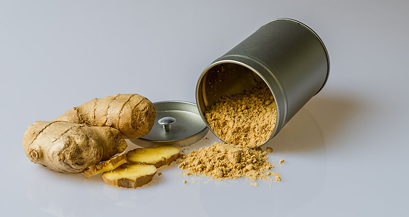 different preparations of ginger
