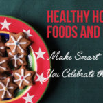 healthy holiday foods banner