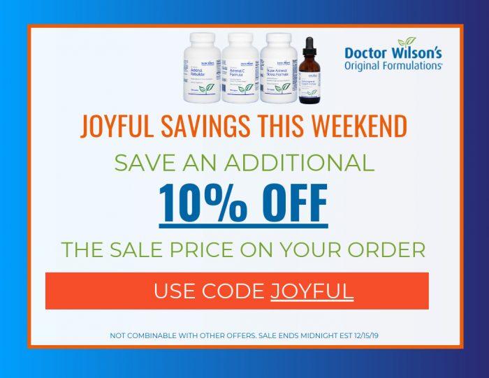 Save 10% with code joyful