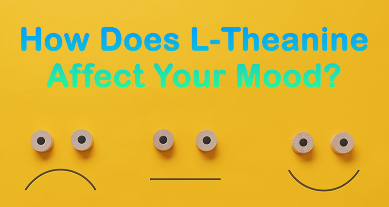 how does l-theanine affect your mood?